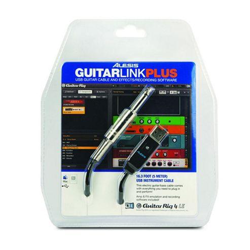 Alesis GUITARLINK Plus USB Audio Interface