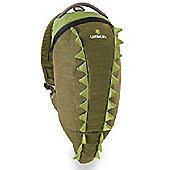 LittleLife DriStore Kids' Daysack, Crocodile