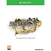 Final Fantasy Type-0: Collector's Edition (Xbox One)