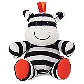 B Baby's Toy Soft Toy - Zebra