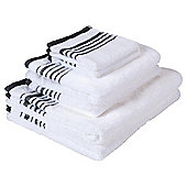 Tesco Linear Towel Bale White