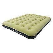 Vango Double Flocked Airbed Green 191cm
