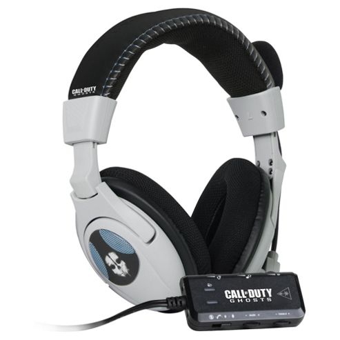 Turtle Beach Call Of duty Ghosts headset - Shadow
