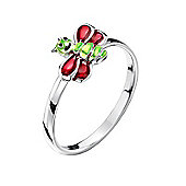 Jo For Girls Uggle Bug Ring - (Size F - Small)