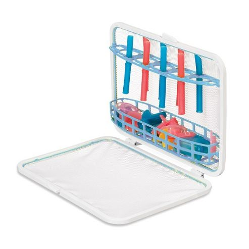 Munchkin Flexible Dishwasher Basket Blue