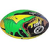 Optimum Dino City Training Rugby Ball - Size 4