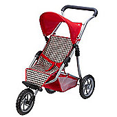 Silver Cross 3 Wheel Stroller