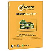 NORTON SECURITY 2.0 1 USER 5 DEVICES CARD