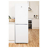 Indesit Fridge Freezer, BIAA12P, White