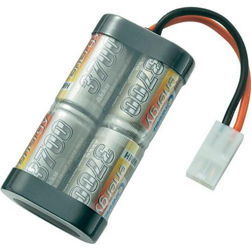 Conrad Energy NiMH Racing Pack 4.8v 3700mah Tamiya