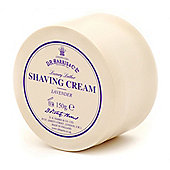 D R Harris Shaving Cream Lavender Tub 150 g