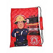 Fireman Sam 'Saving The Day' Swim Bag