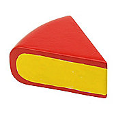 Bigjigs Toys BJF139 Wooden Play Food Edam (Pack of 2)