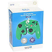 Super Smash Bros Wired fight pad (Luigi) - NintendoWiiU