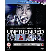 Unfriended Blu-ray