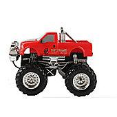 Mini Lil Devil Licensed Electric RC Monster Truck