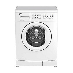 Beko WMB6122W A++ Energy Rated 6KG Washing Machine with 15 Programmes in White