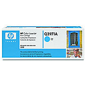 HP Cyan Print Cartridge for Colour LaserJet 2550
