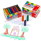 Chubbi Stumps Crayons (Box of 40 )
