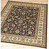 Origin Red Classique Brown Rug - 150cm x 80cm (4 ft 11 in x 2 ft 7.5 in)
