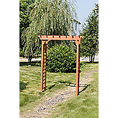 Bentley Garden Wooden Arch