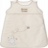 OBaby B is for Bear Cream 2.5 Tog Sleeping Bag - 0-6 Months