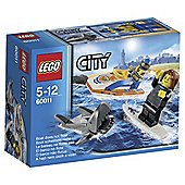 LEGO City Coast Guard Surfer Rescue 60011