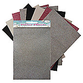 Whisper Glitter Pad 8 Sheets