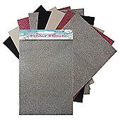Whisper Glitter Pad 8 Sheets