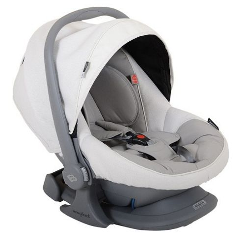 Bebecar Magic Easy Maxi ELs Car Seat (Arctic White)
