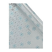Linea Crystal Palace Snowflake Wrapping Paper