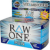 Garden Of Life Vitamin Code Raw One For Men 75 Capsules