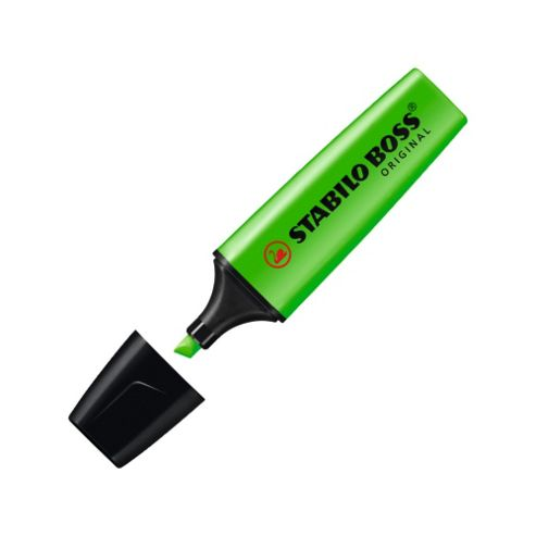 Stabilo Boss Highlighter Green