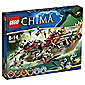 LEGO Legends of Chima Craggers Ship 70006
