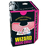 Wizard Magic Cards