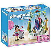 Playmobil - Clothing Display 5489