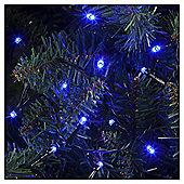 240 LED Christmas Lights, Blue