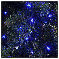 240 LED Christmas Lights, Blue