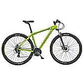 "Claud Butler Cape Wrath 1 19"" Green Performance Mountain Bike"