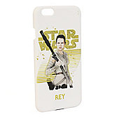 Star Wars Force Awakens - iPhone 6 Cover - Rey