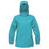 Regatta Ladies Joelle III Lightweight Packaway Jacket - Turquoise