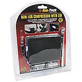Am-Tech Mini Air Compressor With Light
