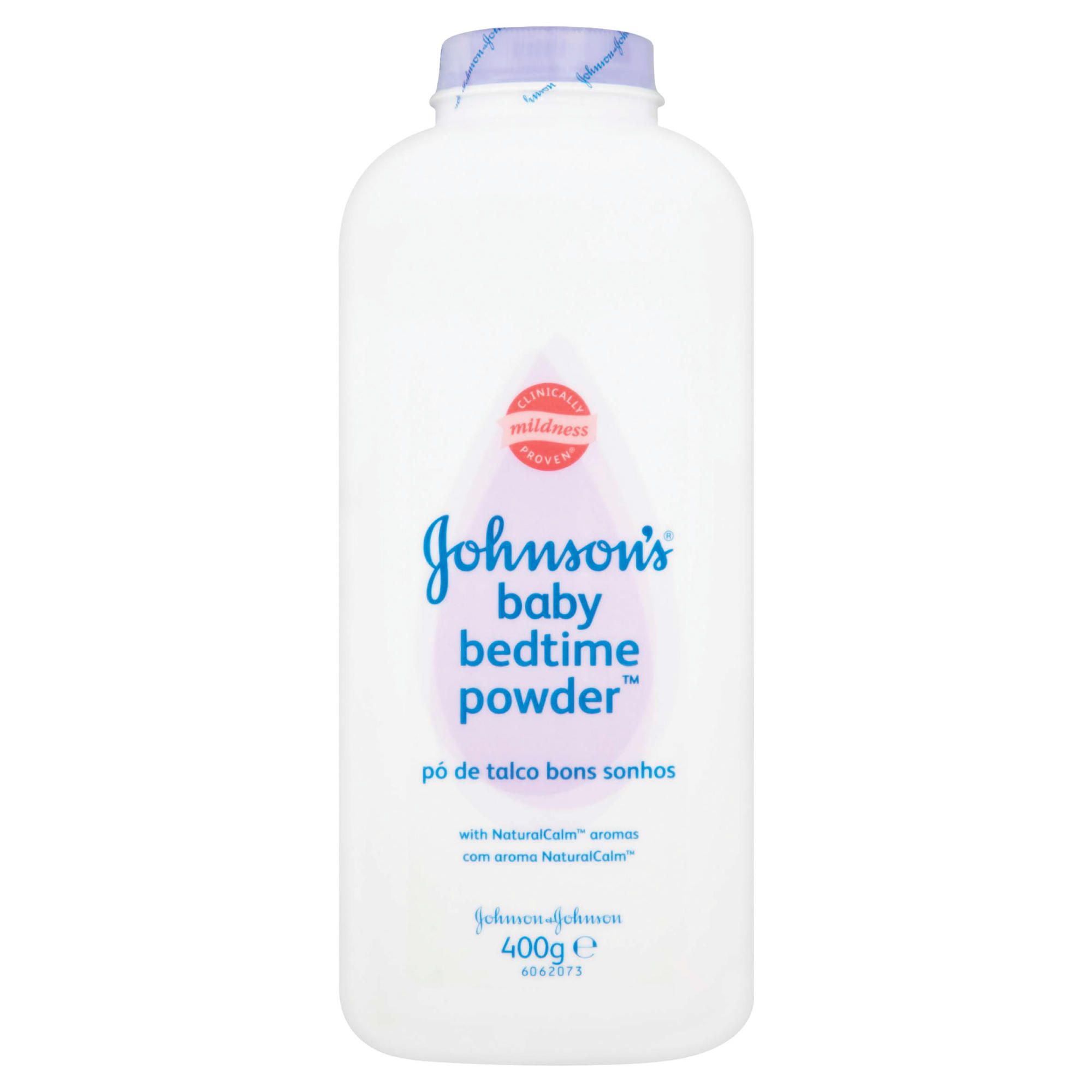 Johnsons Baby Bedtime Powder 400G