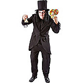 Child Catcher Costume Extra Large