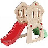 Little Tikes Whimsical Clubhouse Climber and Slide