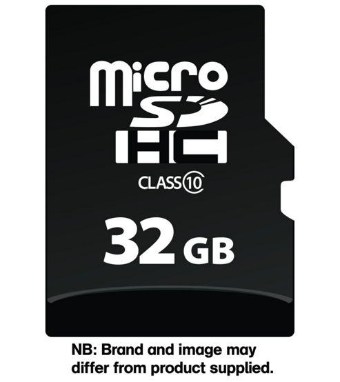 Transcend microSDHC 32GB Class 10 Card