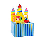 Bigjigs Toys BJ184 Fairy Castle Music Box