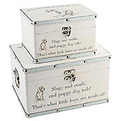 Little Boys Trinket Box
