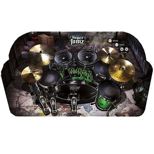 Paper Jamz Drum Set Series 3 - Style 13