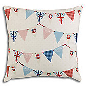 Thomas Frederick Bunting Filled Cushion